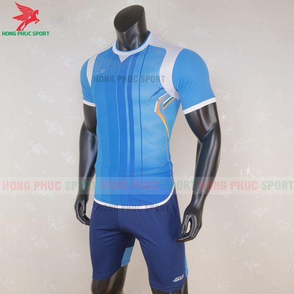 Áo bóng đá Speed xanh lam 4