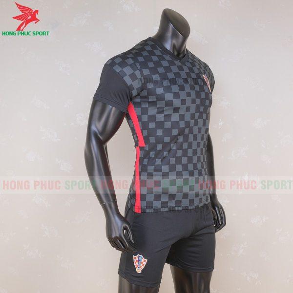 Áo tuyển Croatia 2021 sân khách 1.