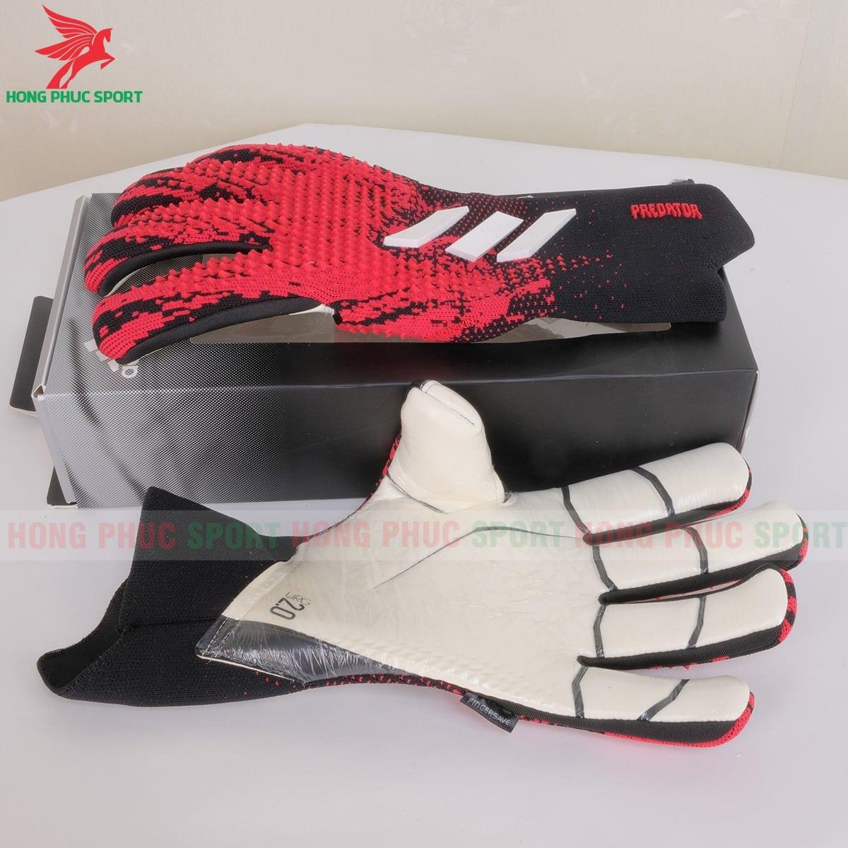 Găng tay thủ môn Adidas Predator Pro Mutator URG 2.0 có xương
