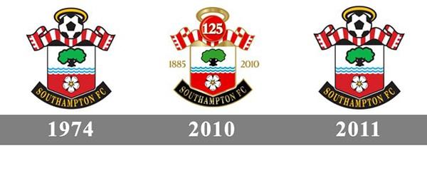 lich-su-logo-Southampton