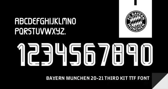 font-ao-bayern-munich-20-21