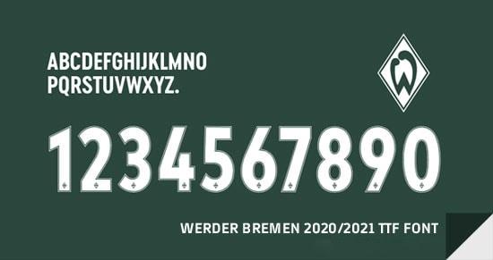 font-ao-werder-bremen-20-21