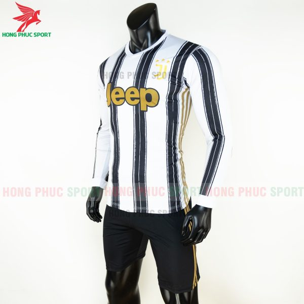 ao-dai-tay-Juventus-2020-san-nha-4