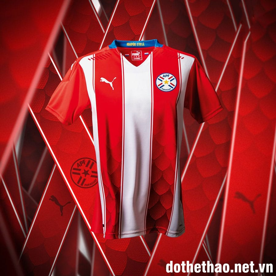 ao-dau-san-nha-Paraguay-Copa-America-2020