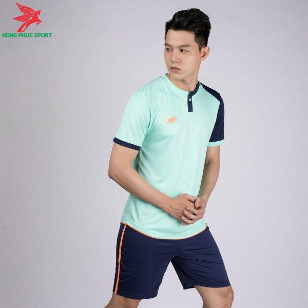 ao-khong-Logo-Riki-Lostoran-mau-Xanh-ngoc