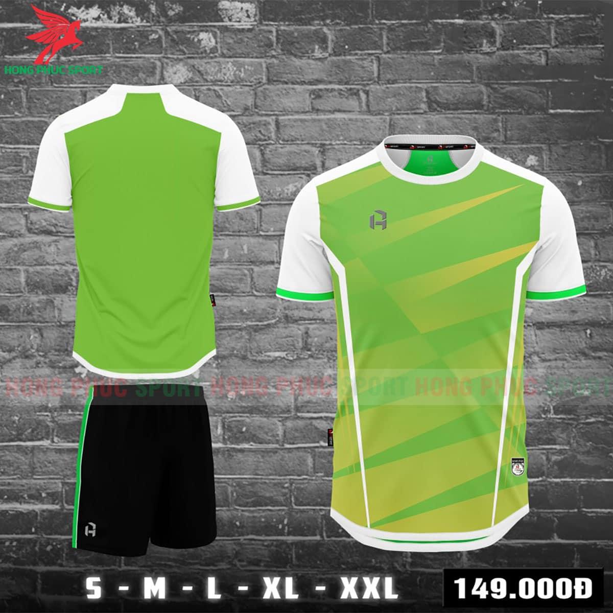 ao-bong-da-khong-logo-hp-sport-2021-bebotux-xanh-la